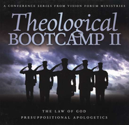 Theological Bootcamp Volume 2 Audio CD Set   -