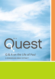 Q and A on the Life of Paul: A Zondervan Bible Extract: The Question and Answer Bible / Special edition - eBook  -     By: Zondervan