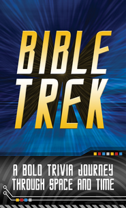 Bible Trek: A Bold Trivia Journey Through Space and Time - eBook  -     By: John Tiner