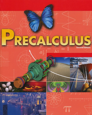 BJU Pre-Calculus, Student Text (Updated Copyright)   -