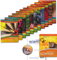 Truth in Science Grade 5 Steps Package (Steps Books, Tests & Quizzes, Answer Key)  -