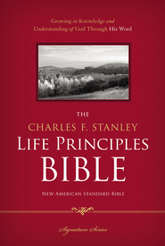 The Charles F. Stanley Life Principles Bible, NASB - eBook  -     By: Charles F. Stanley