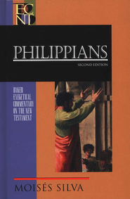 Philippians, Second Edition: Baker Exegetical Commentary on the New Testament [BECNT]  -              By: Moises Silva