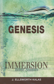 Immersion Bible Studies: Genesis - eBook  -     By: J. Ellsworth Kalas