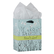 Blessed and Loved Gift Bag, Medium  -