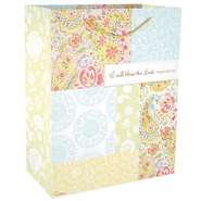 He Fills My Life, Dena Gift Bag, Large  -