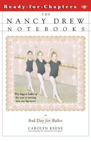Bad Day for Ballet - eBook  -     By: Carolyn Keene