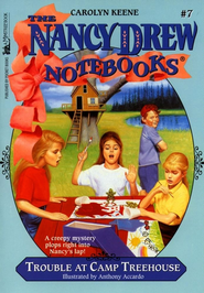 Trouble at Camp Treehouse - eBook  -     By: Carolyn Keene