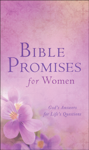 Bible Promises for Women - Slightly Imperfect  -