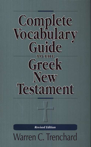 Complete Vocabulary Guide to the Greek New Testament  - Slightly Imperfect  -