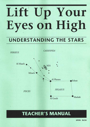 Lift Up Your Eyes on High Teacher's Manual   -     By: Homeschool