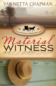 Material Witness - eBook  -     By: Vannetta Chapman