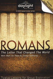Romans: The Letter That Changed the World (Leader's Guide & DVD)  -