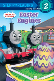 Easter Engines (Thomas & Friends) - eBook  -     By: Rev. W. Awdry     Illustrated By: Richard Courtney