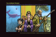 The Unlikely Chosen: A Graphic Novel Translation of the Biblical Books of Jonah, Esther, and Amos  -     By: Shirley E. Smith Graham, Earnest M. Graham III