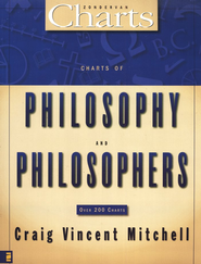Charts of Philosophy and Philosophers  -     By: Craig Vincent Mitchell
