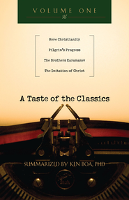 A Taste of the Classics: Mere Christianity, Pilgrim's Progress, The Brothers Karamazov & The Imitation of Christ - eBook  -     By: Kenneth Boa