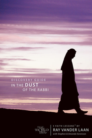 In The Dust Of The Rabbi Discovery Guide, Faith Lessons  Volume 6  -              By: Ray Vander Laan