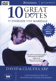 10 Great Dates to Energize Your Marriage, DVD    -              By: David Arp, Claudia Arp