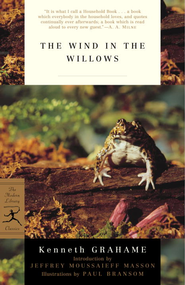 The Wind in the Willows - eBook  -     By: Kenneth Grahame
