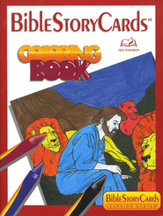 Bible Story Cards: Coloring Book, Old Testament   -     Edited By: Bill Brauhiger     By: Wendy Wagoner     Illustrated By: Bill Frauhiger