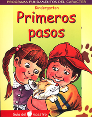 Kindergarten: Primeros Pasos. Teacher's Edition  - Slightly Imperfect  -