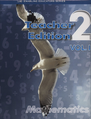 ACSI Math Teacher's Edition, Grade 2   -