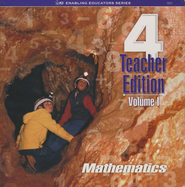 ACSI Math Teacher's Edition, Grade 4   -