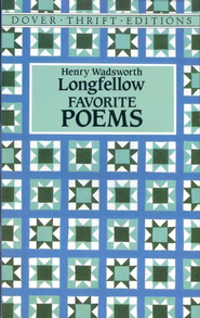 Favorite Poems by Henry Wadsworth Longfellow   -     By: Henry Wadsworth Longfellow