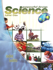 ACSI Science Student Book, Grade 1   -