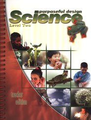 ACSI Science Teacher's Edition, Grade 2   -