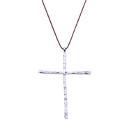 Inspired Necklace - Cross  -
