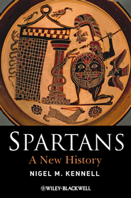 Spartans: A New History - eBook  -     By: Nigel M. Kennell