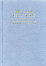 The Book of Concord: The Confessions of the Evangelical Lutheran Church  -     Edited By: Robert Kolb, Timothy J. Wengert     By: Robert Kolb & Timothy J. Wengert, eds.