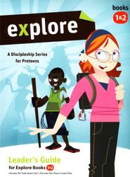 Explore Leader's Guide for Books 1 & 2   -