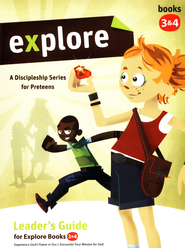 Explore Leader's Guide for Books 3 & 4   -