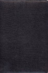 Old Scofield Study Bible Classic Edition, KJV, Bonded Leather black  -