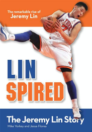 Linspired, Kids Edition: The Jeremy Lin Story - eBook  -     By: Zondervan