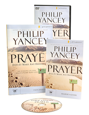 Prayer: Does It Make Any Difference? DVD & Participant's Guide  -
