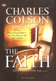 The Faith DVD  -     By: Charles Colson, Gabe Lyons