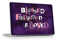Blessed 2 Laptop Skin  -