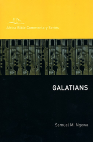 Galatians - eBook  -     By: Samuel Ngewa