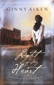 Light of My Heart - eBook  -     By: Ginny Aiken