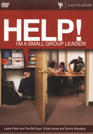 Help! I'm a Small-Group Leader! Training DVD   -              By: The Skit Guys