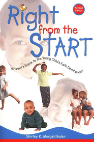 Right from the Start  -     By: Shirley Morgenthaler