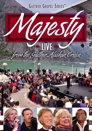 Majesty, DVD   -              By: Bill Gaither, Gloria Gaither, Homecoming Friends