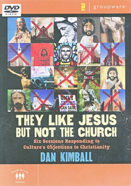 They Like Jesus But Not Church DVD   -     By: Dan Kimball