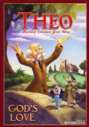 Theo: God's Love, DVD   -