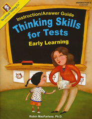 Thinking Skills for Tests (Guide and Answers)   -