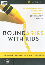 Boundaries with Kids--DVD   -     By: Dr. Henry Cloud, Dr. John Townsend